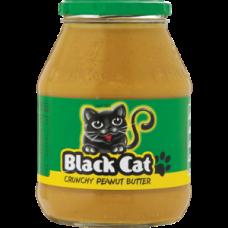 BLACK CAT PEANUT BUTTER CRUNCHY 800GR