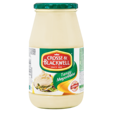 CROSSE & BLACKWELL TANGY MAYONNAISE 385GR