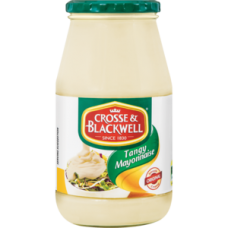 CROSSE & BLACKWELL TANGY MAYONNAISE 750GR