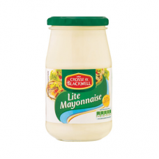 CROSSE & BLACKWELL LIGHT MAYONNAISE 385GR