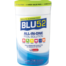 BLU52 ALL-IN-ONE POOL SOLUTION 1.2KG