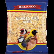 BRENNCO GARDEN BIRD SEED 1KG
