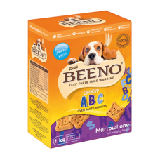 BEENO BISCUITS MARROWBONE SMALL 1KG