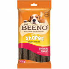 BEENO ROLLIES SHAPES SMOKED BACON 120GR