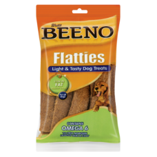 BEENO FLATTIES HEALTHY CHOICE 120GR