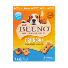 BEENO BISCUITS BILTONG SMALL 1KG