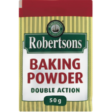 ROBERTSONS BAKING POWDER SACHET 50GR