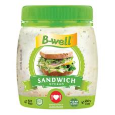 B WELL SANDWICH SPREAD 250GR