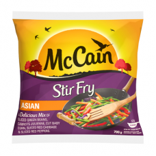 MCCAIN STIR FRY ASIAN 700GR