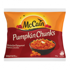 MCCAIN PUMPKIN CHUNKS 750GR
