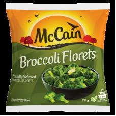 MCCAIN BROCCOLI 750GR
