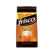 FRISCO INSTANT COFFEE ORIGINAL POWDER GUSSET 750GR