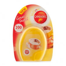 CANDEREL SWEETENER YELLOW TAB 200'S