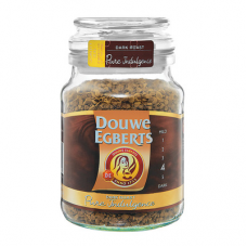 DOUWE EGBERTS INSTANT COFFEE PURE INDULGENCE 200GR