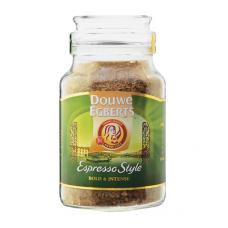 DOUWE EGBERTS INSTANT COFFEE ESPRESSO STYLE 200GR