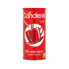 CANDEREL SWEETENER CAFE STICKS 200'S