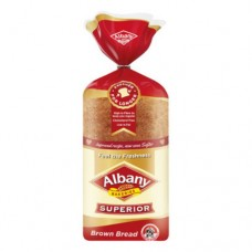 ALBANY SUPERIOR BREAD BROWN - 700GR