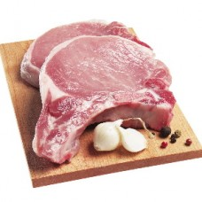 PORK LOIN CHOPS - 1KG PACK