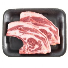 LAMB BEST END CHOPS - 1KG PACK
