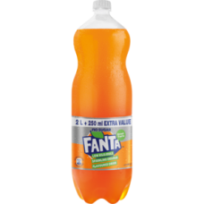 FANTA ORANGE ZERO 2.25LT