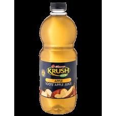 CLOVER KRUSH 100% FRUIT JUICE APPLE 1.5LT