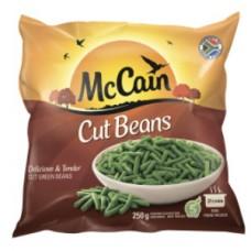 MCCAIN CUT BEANS 250GR
