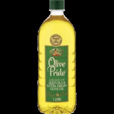 OLIVE PRIDE EXTRA VIRGIN OLIVE & SEED OIL 1LT