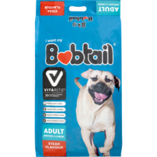 BOBTAIL MEDIUM/LARGE STEAK 8KG