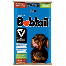 BOBTAIL SMALL/MEDIUM CHICKEN 8KG