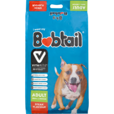 BOBTAIL SMALL/MEDIUM STEAK 8KG