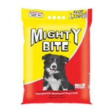 MIGHTY BITE DOG FOOD LAMB 8KG