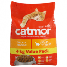 CATMOR ADULT CHICKEN 4KG