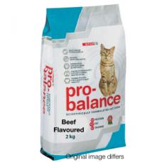 SPAR PRO BALANCE CAT FOOD BEEF 2KG
