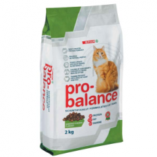 SPAR PRO BALANCE CAT FOOD CHICKEN 2KG