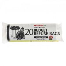 SPAR BUDGET REFUSE BAGS 20'S