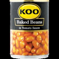 KOO BAKED BEANS IN TOMATO SAUCE 410GR