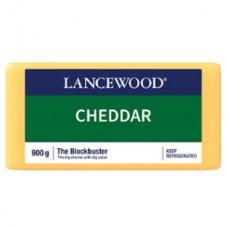 LANCEWOOD CHEESE CHEDDAR 900GR