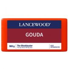 LANCEWOOD CHEESE GOUDA 900GR