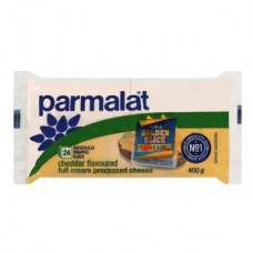PARMALAT CHEESE SLICES CHEDDAR 400GR