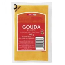 SPAR CHEESE GOUDA240GR