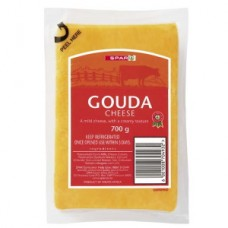 SPAR CHEESE GOUDA700GR
