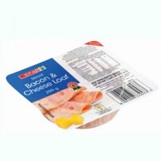 SPAR COLD MEAT BACON & CHEESE 200GR